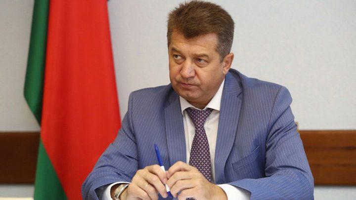 Бувший помошник Александра Лукашкнко Сергей Равнейко