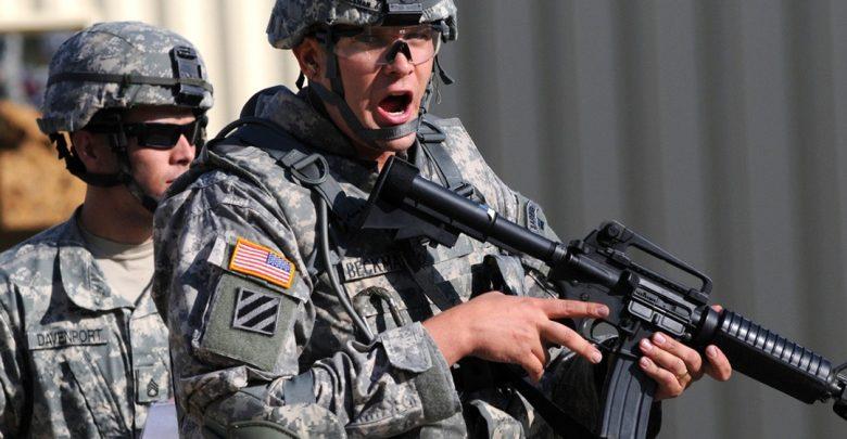 американские военные, армия США