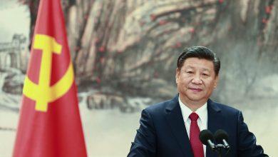 Лидер КНР