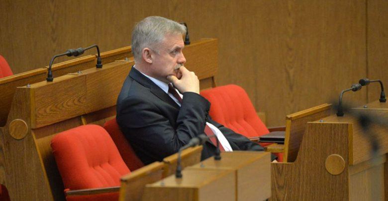 госсекретарь Совбеза Беларуси Станислав Зась