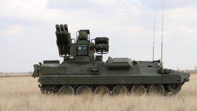 """Ракетно-зенитный комплекс """"Сосна"""""""