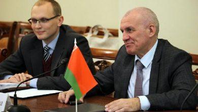 Посол Беларуси а Украине Сокол
