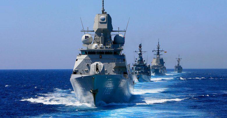 Корабли НАТО в Чёрном море