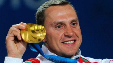 Спортсмен продал свою медаль
