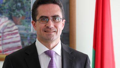 Посол Беларуси в Швеции Дмитрий Мирончик