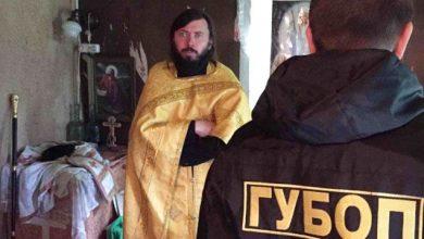 Задержание лжесвященника в Витебской области