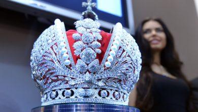 Реплика Большой короны Российской Империи