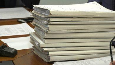 папки, уголовные дела