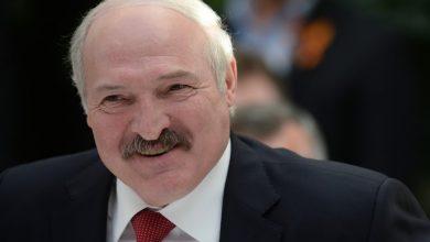 Президент Беларуси Александр Лукашеко