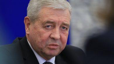 посол Беларуси в России Владимир Семашко