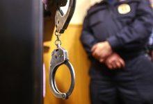 задержание, наручники