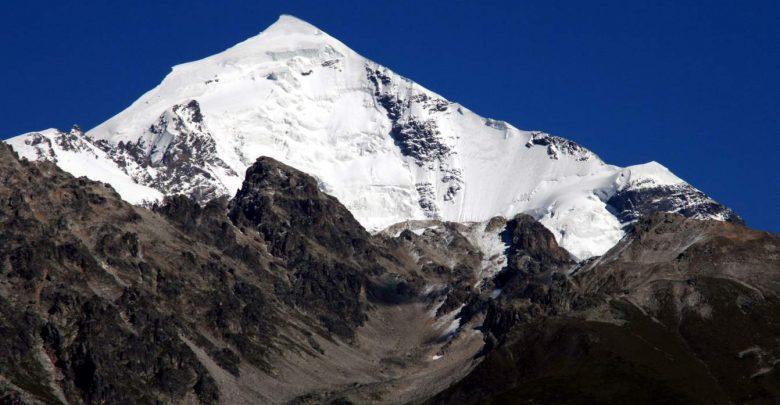 Гора Тетнульди