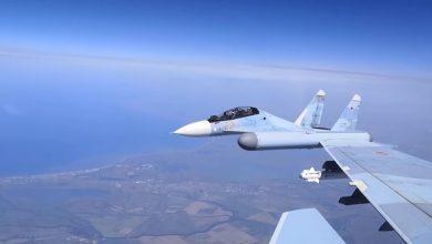 Photo of Видеофакт: Истребители Су-30СМ выполнили  пуски ракет над Крымом