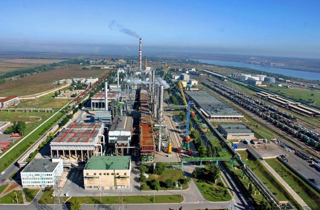 Одесский припортовой завод. Изображение: yandex.net