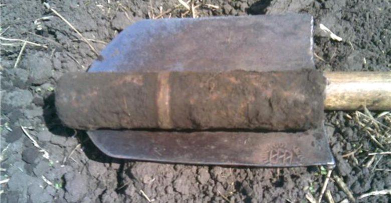 Немецкую ручную гранату периода Великой Отечественной войны нашли в Жировичском монастыре