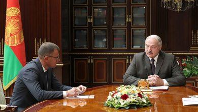 Президент Беларуси Александр Лукашенко 19 августа рассмотрел кадровые вопросы