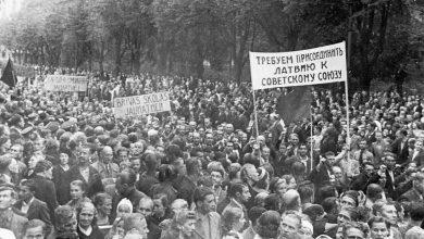 Латвия в СССР