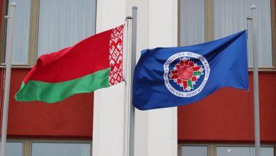 Министерство иностранных дел Беларуси, флаг Беларуси