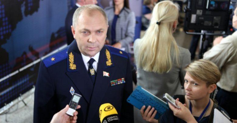 глава СК Иван Носкевич