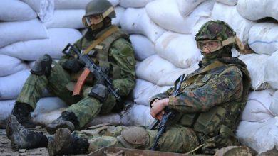 военнослужащие, солдаты