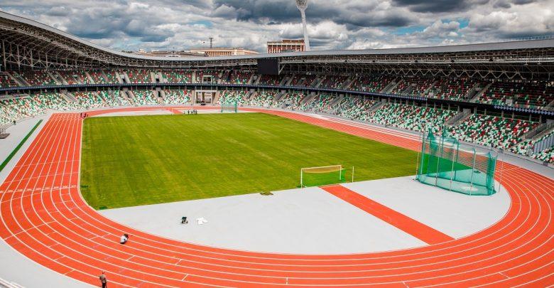 """стадион """"Динамо"""" в Минске"""