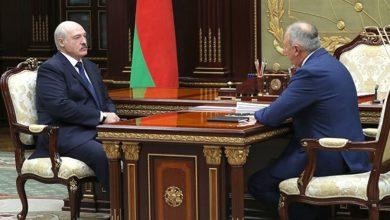 Президент Беларуси Александр Лукашенко 23 августа встретился с Премьер-министром Беларуси Сергеем Румасом