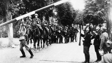 Войска Германии и Польши