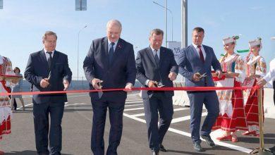 Лукашенко открывает Западный обход