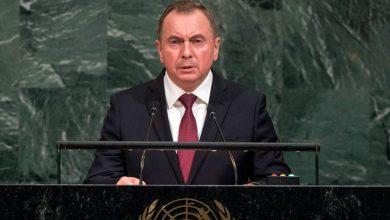 Глава МИД РБ Макей на трибуне генеральной асамблеи ООН