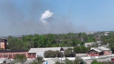 Взрывы под Харьковом