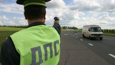 сотрудники ДПС на дорогах