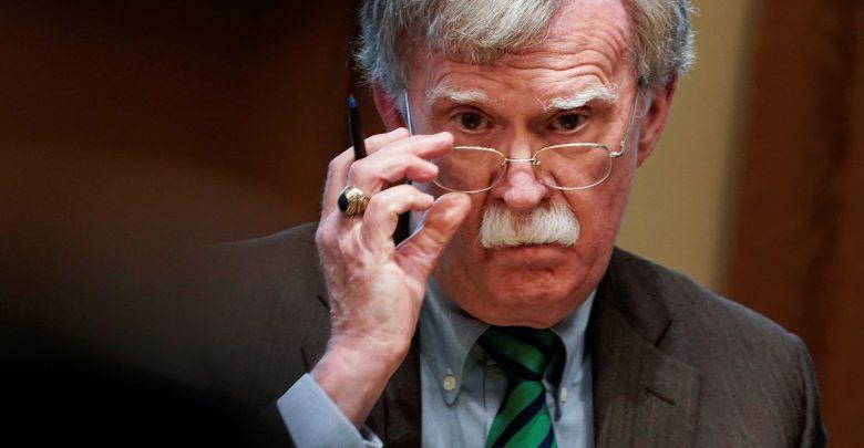 бывший помощник американского президента по национальной безопасности Джон Болтон