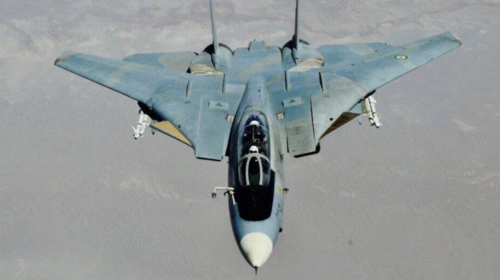 F-14D Tomcat, США