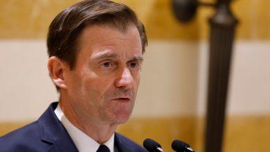заместитель госсекретаря США по политическим вопросам Дэвид Хейл