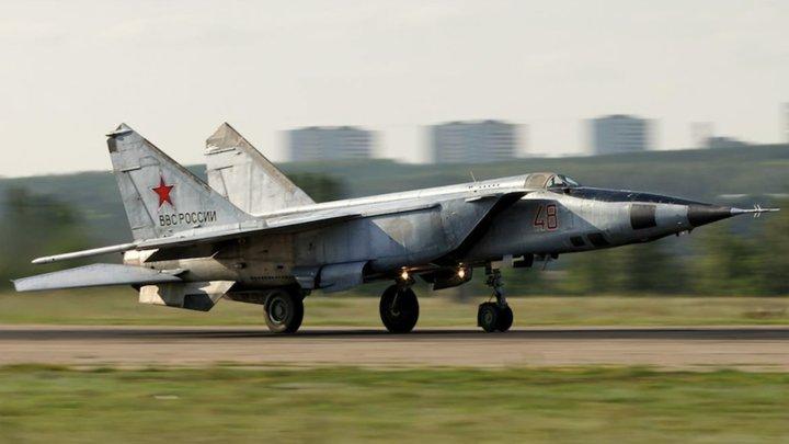 МиГ-25 Foxbat, СССР