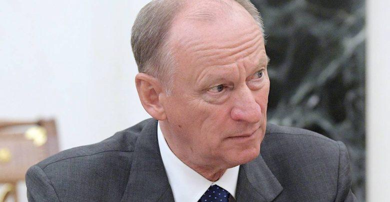 секретарь Совбеза России Николай Патрушев