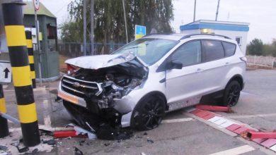 украинец пытался прорваться через белорусско-украинскую границу