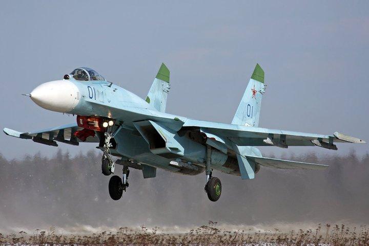 Су-27 Flanker, СССР
