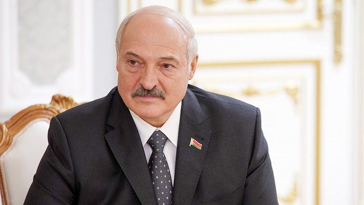Лукашенко на совещании