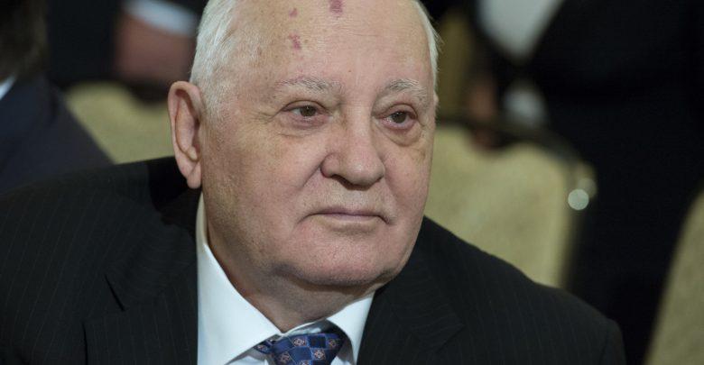 Бывший Генеральный секретарь СССР Горбачёв