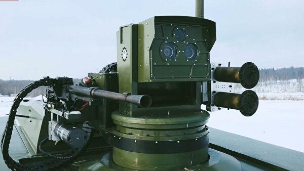 """Башня боевого робота """"Маркера"""""""