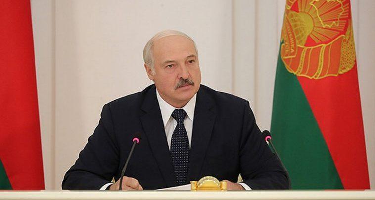 Президент беларуси на совещании