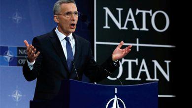 Генсек НАТО Столтенберг
