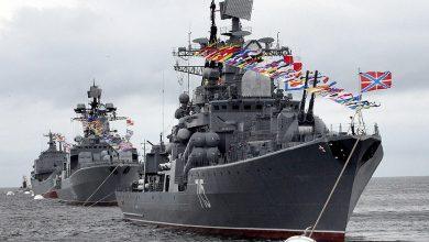 Военные корабли России во владивостоке