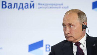 Photo of Путин: российские телеканалы не должны выставлять Украину в невыгодном свете