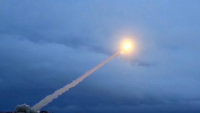 Ракета ВКС России
