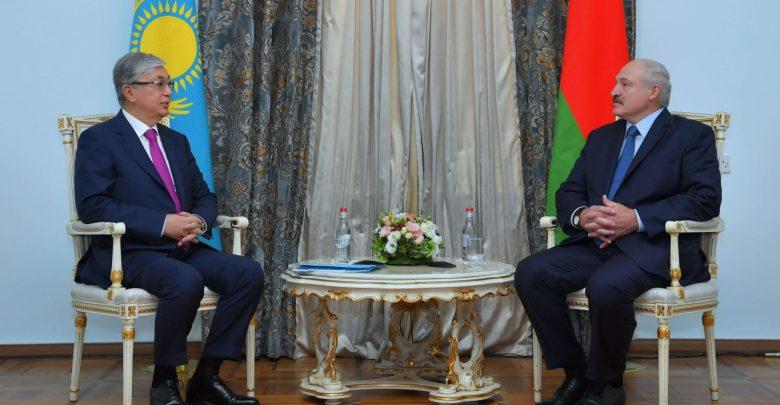 Лукашенко и Токаев