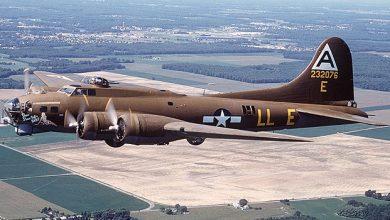 Самолёт Второй мировой войны B17