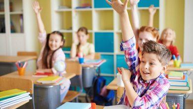 дети в школах