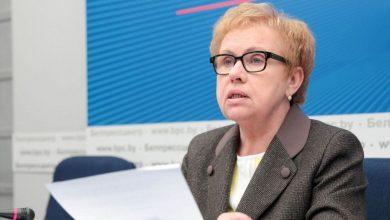 председатель ЦИК Беларуси Лидия Ермошина